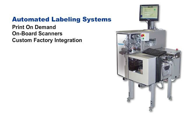 Dataplace Labeling Systems